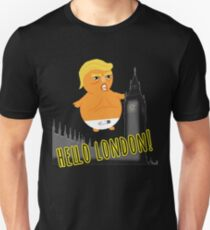 TRUMP BABY HELLO LONDON Unisex T-Shirt