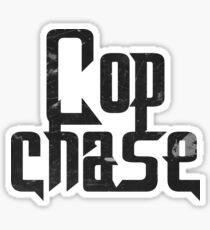 Cop Chase Sticker
