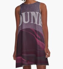 A Night on Arrakis A-Line Dress