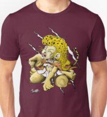 African Cheetarah Unisex T-Shirt