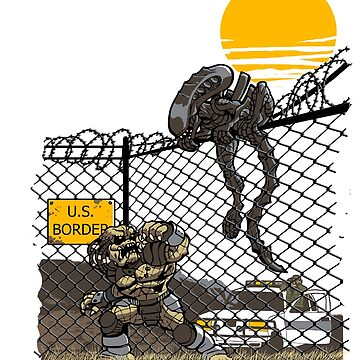 Illegal Aliens by b2thec