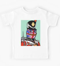 Red Coat British Pepe Kids Tee