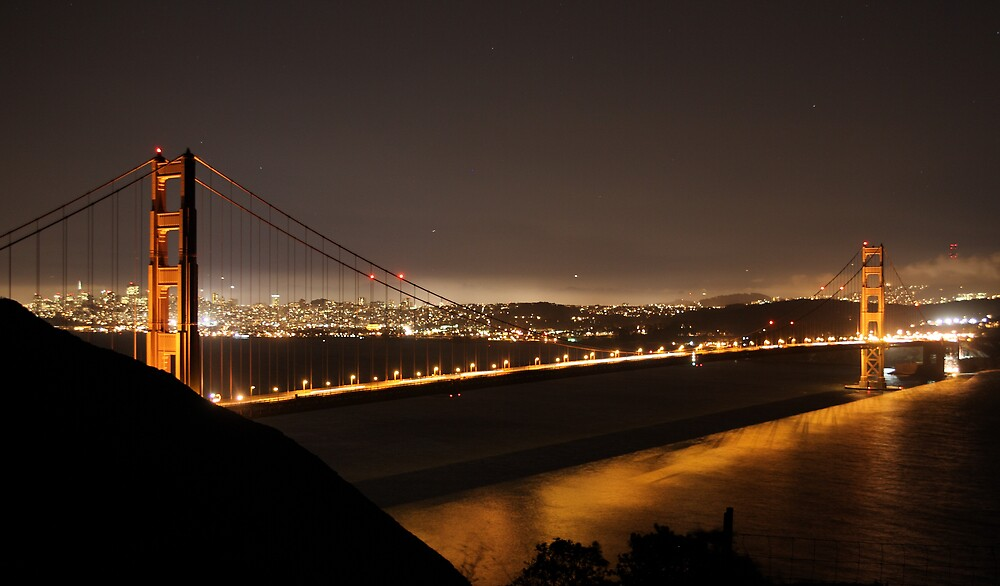 A night in San Francisco by supermimai