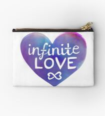 Infinite Love Studio Pouch