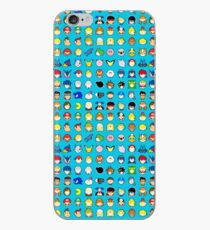 Super Smash Bros. Ultimate Character Stocks iPhone Case