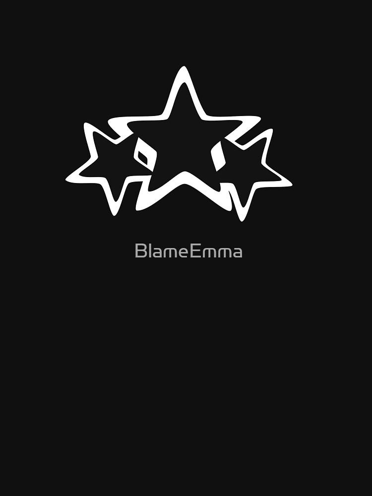 Tri Star. by BlameEmma