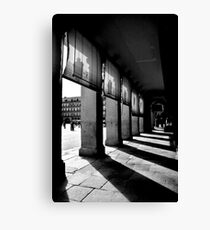 Plaza d'Espagna Canvas Print