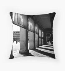 Plaza d'Espagna Throw Pillow