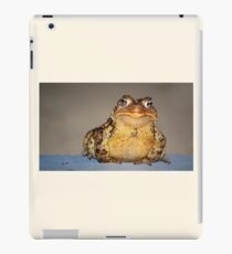 a personable toad iPad Case/Skin