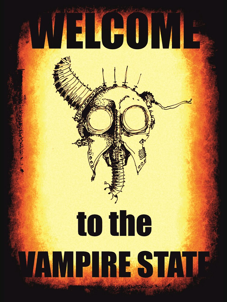 Welcome to the Vampire State by KenC63