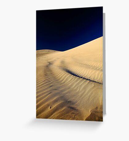 Lancelin Sand Dune - Western Australia  Greeting Card