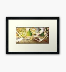 Articles Of The Barons 2 Framed Print