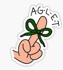 Aglet  Sticker