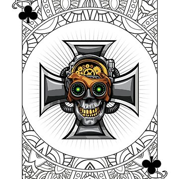 Ace of Clubs by pavelomg
