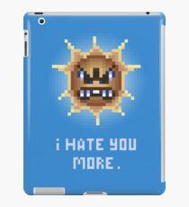 Sunny Hatred iPad Case/Skin