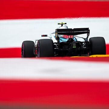 Robert Kubica Formula 1 by SpeedKing