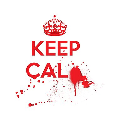 Keep Calm by Nasinxone