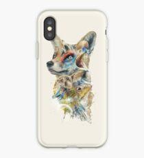 Helden von Lylat Starfox inspirierten klassische Geek-Malerei iPhone-Hülle & Cover