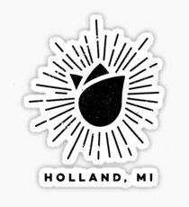 Holland Michigan Tulip Sticker