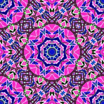 kaleidoscope Flower G532 by Medusa81