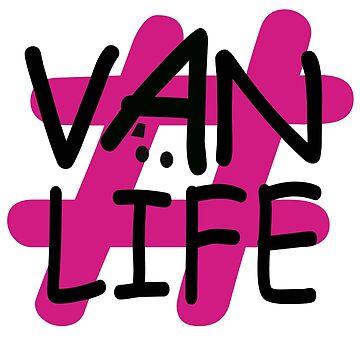 Hashtag Van Life by MyLovelyVan