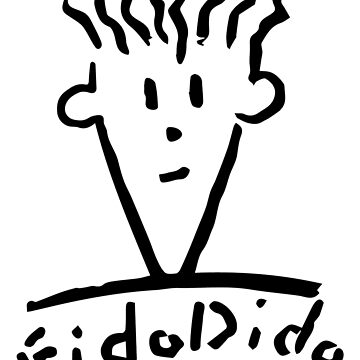 Fido Dido Face by red-rawlo