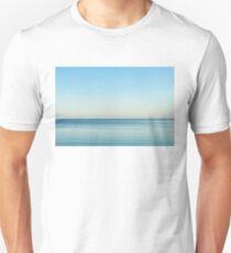 Gorgeous Blue Peace Unisex T-Shirt