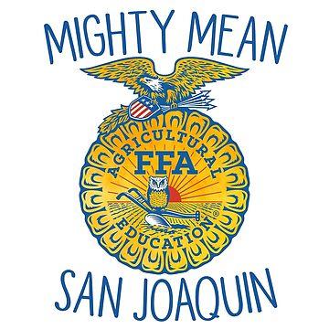 San Joaquin FFA by emilycutter