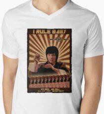 I Rule Baby Men's V-Neck T-Shirt