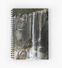 Vernal Falls, Yosemite Spiral Notebook