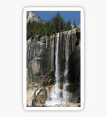 Vernal Falls, Yosemite Sticker