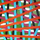 Series 3: Striped Sweater B by Donna Sensor Thomas