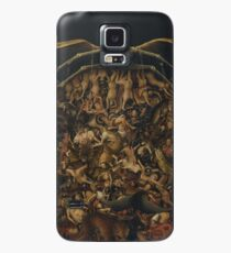 HD The Crucifixion The Last Judgment (detail) by Jan van Eyck HIGH DEFINITION Case/Skin for Samsung Galaxy