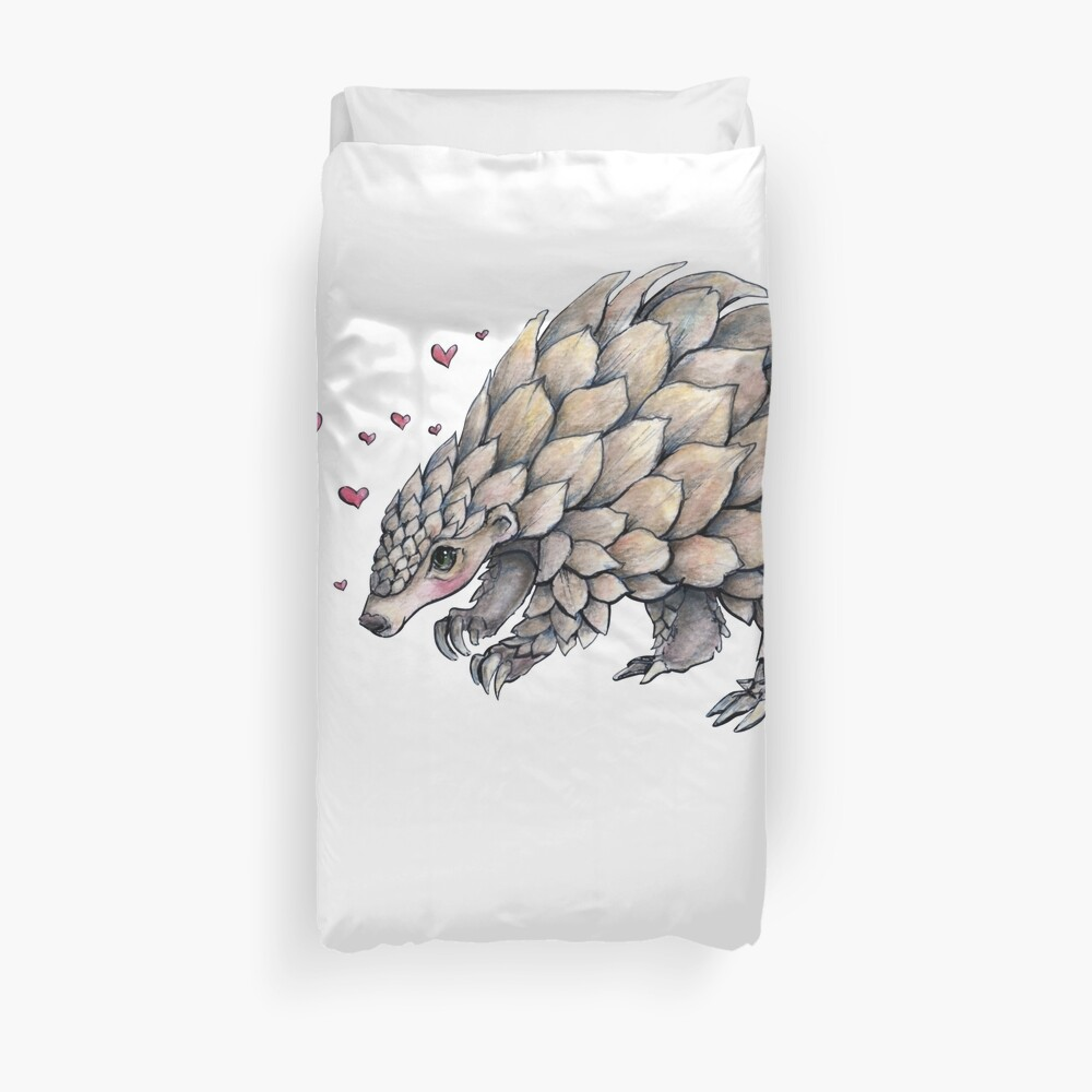 You Are So Beautiful to Me Duvet Cover