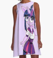 Twilight Sparkle A-Line Dress