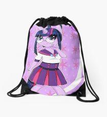 Twilight Sparkle Drawstring Bag