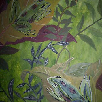 frogs by christine7