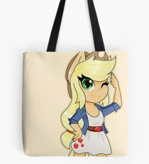 Apple Jack Tote Bag
