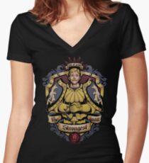 Camiseta entallada de cuello en V Lion's Sin of Pride