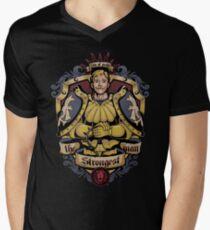 Lion's Sin of Pride Men's V-Neck T-Shirt