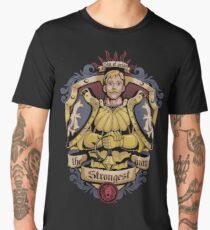 Lion's Sin of Pride Men's Premium T-Shirt
