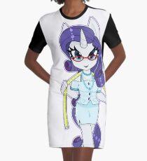Rarity Graphic T-Shirt Dress