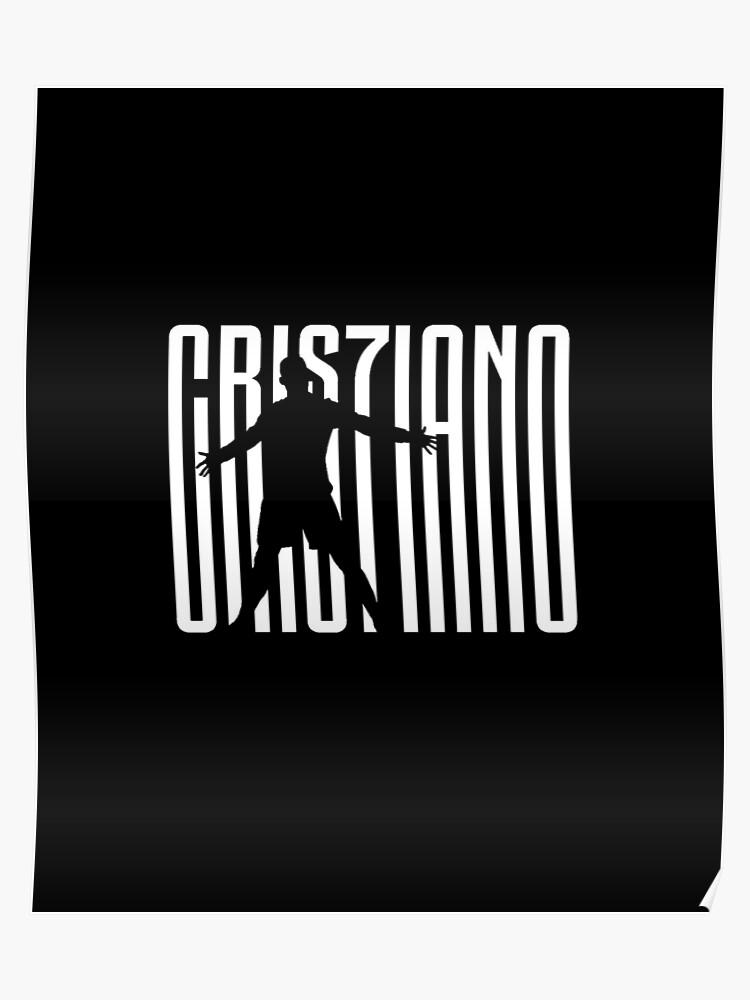 best sneakers 51f99 8f43b ronaldo juventus t shirt | Poster