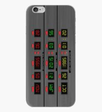 Back To The Future iPhone Case