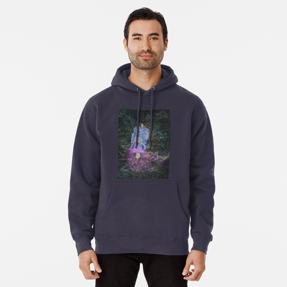 A Poisoned Sleep Of Kissless Dreams Pullover Hoodie
