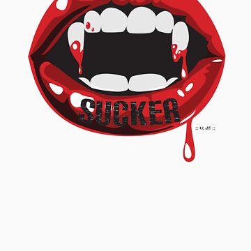 Vampire Sucker by dennischoong