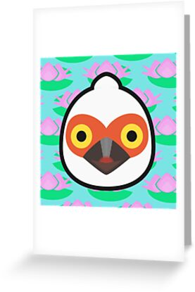 Cranston animal crossing greeting cards by purplepixel redbubble cranston animal crossing by purplepixel m4hsunfo