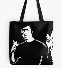 Bruce Lee Tote Bag