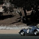 Race Cars of Yesterday on Track by Photoart4U
