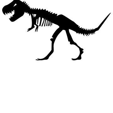 T-Rex by Pferdefreundin